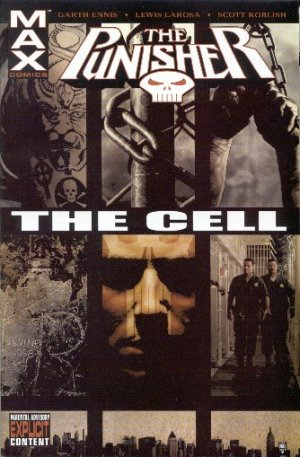 Punisher - The cell édition Issues
