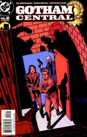 Gotham Central # 2 Issues (2003 - 2006)