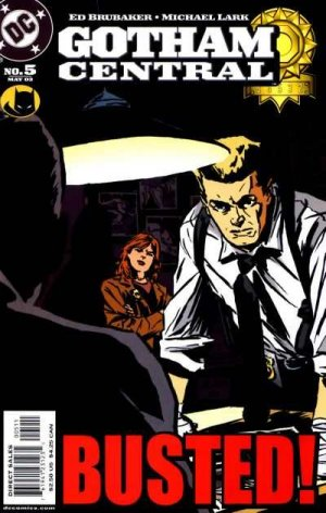 Gotham Central # 5 Issues (2003 - 2006)