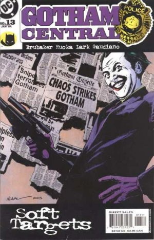 Gotham Central # 13 Issues (2003 - 2006)