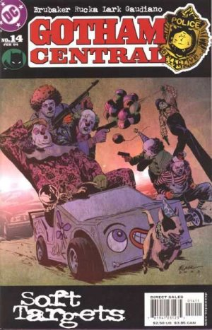Gotham Central # 14 Issues (2003 - 2006)