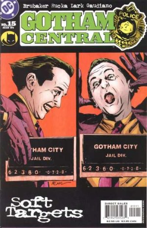 Gotham Central # 15 Issues (2003 - 2006)