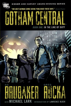 Gotham Central édition TPB softcover (souple) (2011 - 2012)