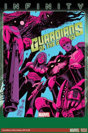 Les Gardiens de la Galaxie # 8 Issues V3 (2012 - 2015)