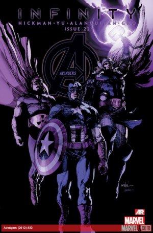 Avengers # 22 Issues V5 (2012 - 2015)