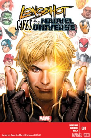 Longshot Saves the Marvel Universe édition Issues (2013)