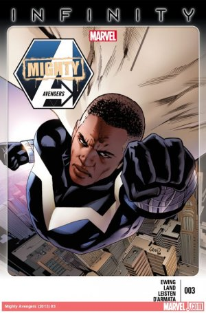 Mighty Avengers # 3 Issues V2 (2013 - 2014)