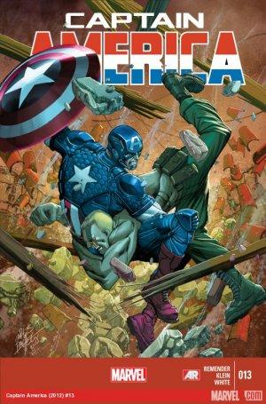 Captain America # 13 Issues V7 (2012 - 2014)