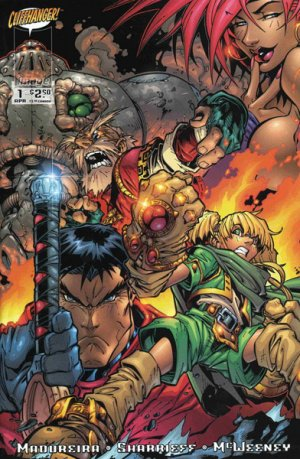 Battle Chasers édition Issues