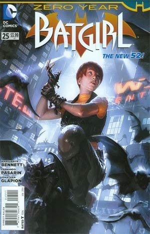 Batgirl # 25 Issues V4 (2011 - 2016) - The New 52