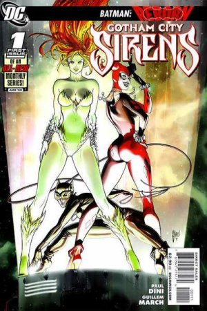 Gotham City Sirens # 1 Issues