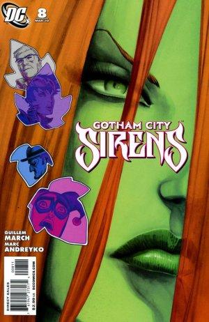 Gotham City Sirens # 8 Issues