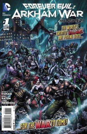 Forever Evil - Arkham War # 1 Issues
