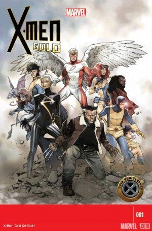 X-Men - Gold # 1 Issues V1 (2013)