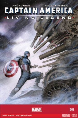 Captain America - La Légende Vivante # 3 Issues (2013 - 2014)