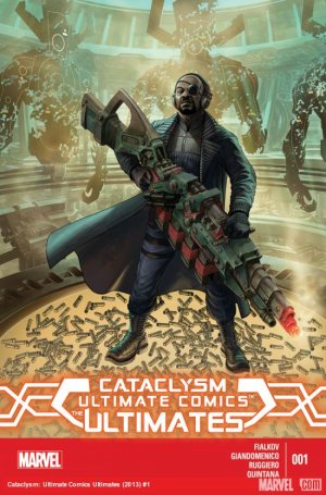 Cataclysm - Ultimate Comics The Ultimates édition Issues (2013 - 2014)