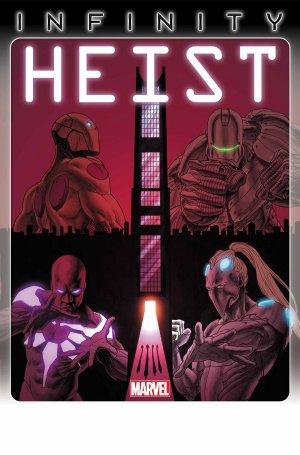 Infinity - Heist # 3 Issues (2013 - 2014)
