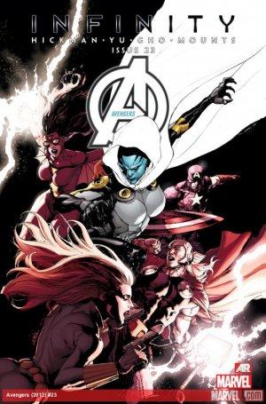 Avengers # 23 Issues V5 (2012 - 2015)