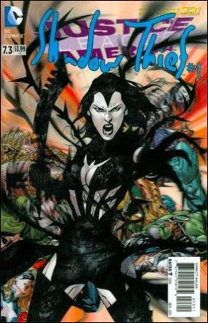 Justice League Of America # 7.3 Issues V4 (2013 - 2014)