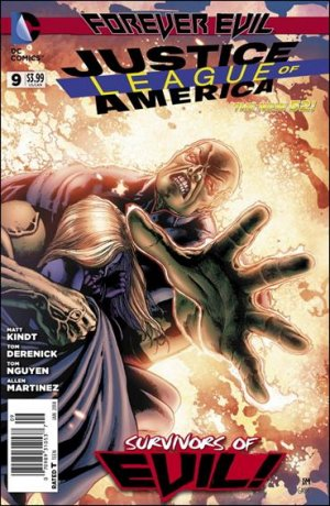 Justice League Of America # 9 Issues V4 (2013 - 2014)