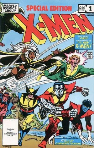Special Edition X-Men # 1 Issues