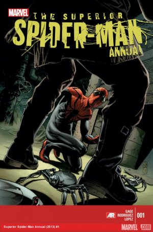 The Superior Spider-Man # 1 Issues V1 - Annual (2013)