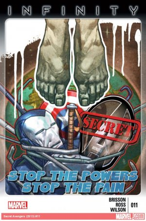 Secret Avengers # 11 Issues V2 (2013 - 2014)