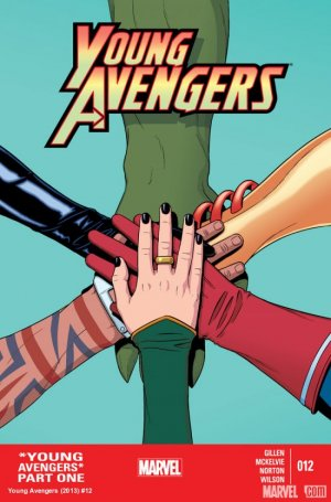 Young Avengers # 12 Issues V2 (2013 - 2014)