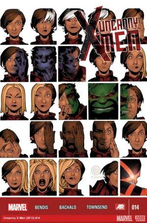 Uncanny X-Men # 14 Issues V3 (2013 - 2015)