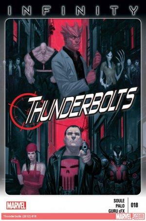 Thunderbolts # 18 Issues V2 (2012 - 2014)