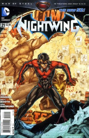 Nightwing # 21 Issues V3 (2011 - 2014) - The New 52