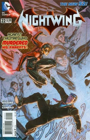 Nightwing # 22 Issues V3 (2011 - 2014) - The New 52