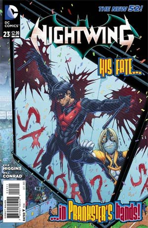 Nightwing # 23 Issues V3 (2011 - 2014) - The New 52