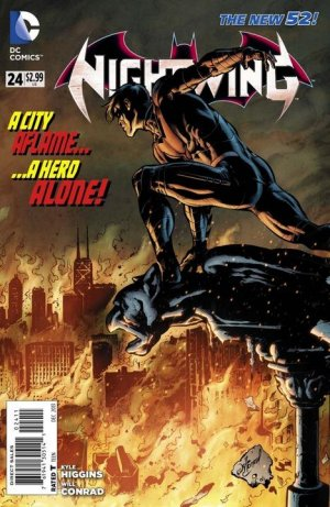 Nightwing # 24 Issues V3 (2011 - 2014) - The New 52