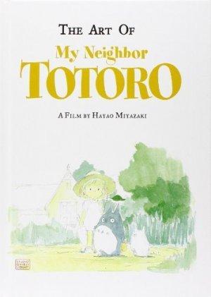 L'art de Mon voisin Totoro édition USA