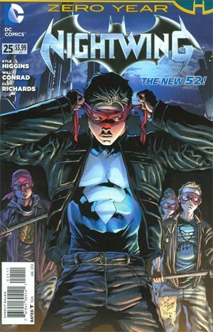 Nightwing # 25 Issues V3 (2011 - 2014) - The New 52