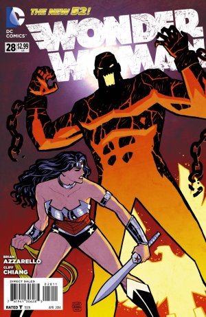 Wonder Woman # 28 Issues V4 - New 52 (2011 - 2016)