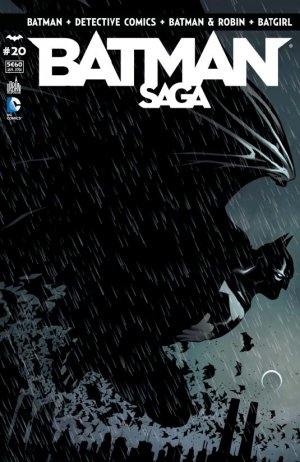 Batman - Detective Comics # 20 Kiosque mensuel (2012 - 2016)