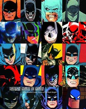 Batman - Cover To Cover édition TPB hardcover (cartonnée)