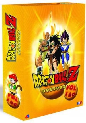 Dragon Ball Z édition COFFRET DIGISTACK