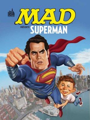 MAD présente Superman édition TPB hardcover (cartonnée)