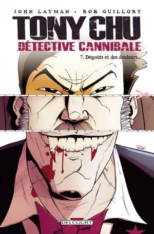 Tony Chu, détective cannibale # 7