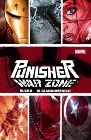Punisher War Zone édition TPB softcover - Issues V3