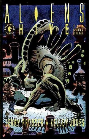 Aliens Hive édition Issues