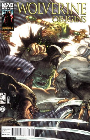 Wolverine - Origins # 47 Issues