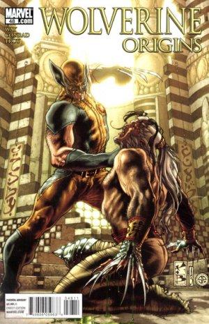 Wolverine - Origins # 48 Issues