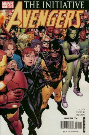 Avengers - The Initiative édition Issues (2007 - 2010)
