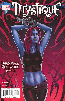 Mystique # 2 Issues (2003 - 2005)