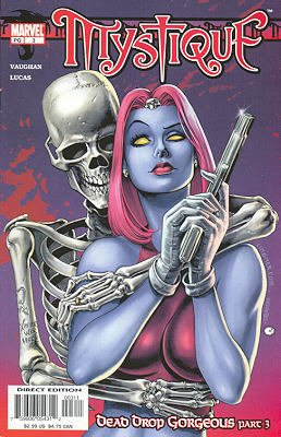 Mystique # 3 Issues (2003 - 2005)