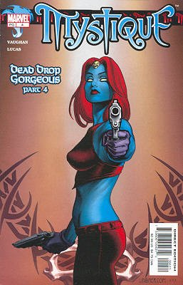 Mystique # 4 Issues (2003 - 2005)